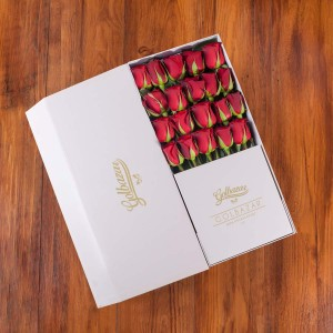 Luxury Box of Red Roses