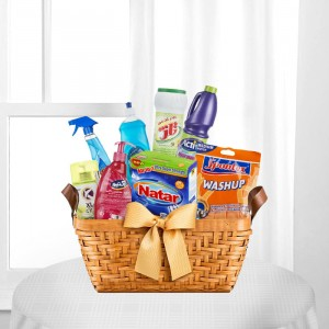 Cleanliness Basket
