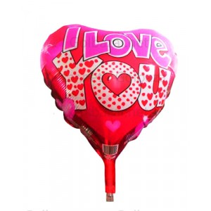 Balloon with helium gas