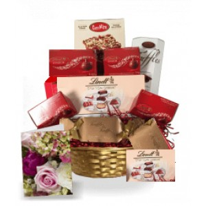 Lindt Chocolate Package (Canada)